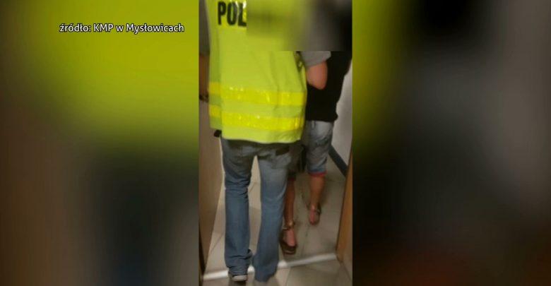 Zabójstwo 17-latki w Mysłowicach. Areszt dla podejrzanego o zbrodnię 22-latka