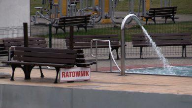 Kąpielisko Bugla w Katowicach: W jednym z basenów pływała kupa