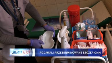 Piekary Śląskie: Podawali przeterminowane szczepionki. Rodzice są w szoku! [WIDEO] (fot.mat.TVS)