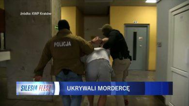 Śląscy kibole ukrywali mordercę 18-letniego Miłosza zabitego w Krakowie [WIDEO] (fot.mat.TVS)