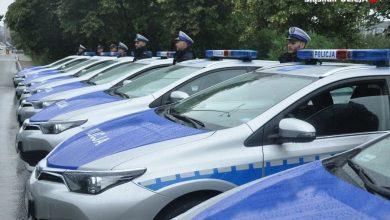 Katowice: Śląska policja wzbogaciła się o 43 nowe hybrydy [ZDJĘCIA] (fot.Śląska Policja)