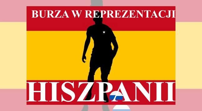 Burza w Reprezentacji Hiszpanii zaraz przed Mistrzostwami Świata 2018 w Rosji! (fot.poglądowe/www.pixabay.com)