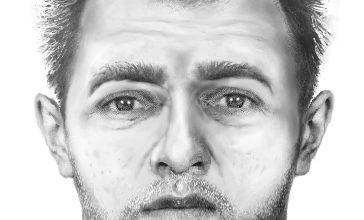 Gliwice: Zaprasza dzieci do samochodu i proponuje im pieniądze. Policja publikuje portret pamięciowy mężczyzny, który napastuje dzieci (fot.KMP Gliwice)