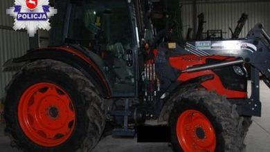 Ojciec nie zauważył syna i przejechał po nim traktorem. Dziecko zginęło (fot.Policja Lubelska)