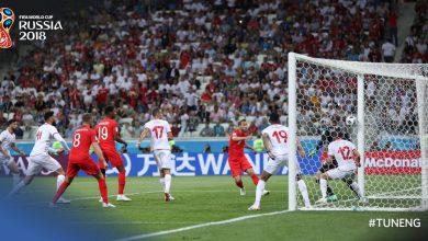 "Mecz Anglia-Tunezja nudny jak ""Moda na sukces"" (fot. twitter FIFA)"