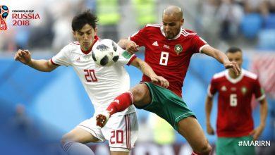 Kolejny mecz rozstrzygnięty w końcówce! Samobój piłkarza Maroko (fot. twitter FIFA)