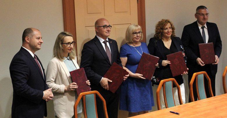 Ruda Śląska: W partnerstwie siła (fot. UM Ruda Śląska)