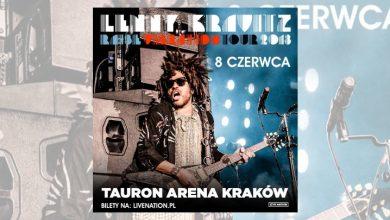 Już 8 czerwca (piątek) TAURON Arena Kraków rozbrzmi największymi hitami rockowej sceny muzycznej