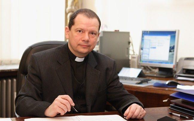 Ksiądz Grzegorz Olszowski nowym biskupem pomocniczym Archidiecezji Katowickiej (fot.Archidiecezja Katowicka)
