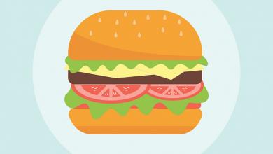 Porównanie burgerów (fot. pixabay.com)