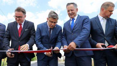 Koniec drogowej inwestycji w gminie Rudziniec. Droga za ponad milion gotowa (fot.ŚUW)