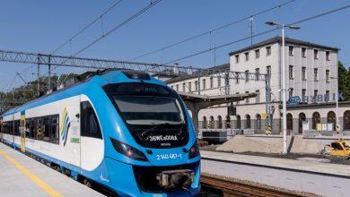 Koleje Śląskie wprowadzają nowy rozkład jazdy. Jakie zmiany od 10 czerwca? (fot.slaskie.pl)