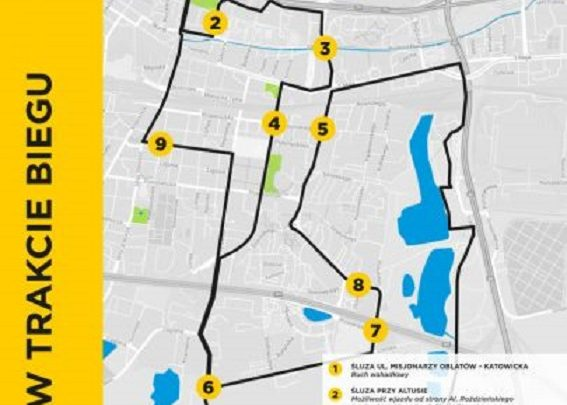 10 czerwca przez Katowice przebiegnie Wizz Air Katowice Half Marathon. Uważajcie na UTRUDNIENIA na drogach