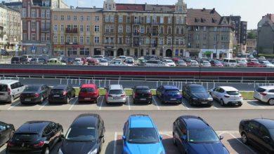 Koniec bezpłatnego parkowania nad DTŚ! Większa strefa Płatnego Parkowania w Gliwicach (fot.UM Gliwice)