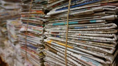 Wysikał się na gazety. Straty jakie wyrządził sięgają kilku tysięcy złotych (fot.poglądowe/www.pixabay.com)