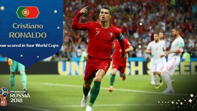 Remis w hicie dnia Mistrzostw Świata! Hat trick Ronaldo! (fot. twitter FIFA)