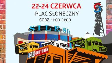 Będzie pysznie! Zlot food trucków w Silesia City Center (fot.SCC)