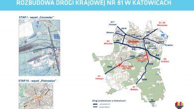 Katowice: Rusza warta blisko 250 mln zł przebudowa węzła drogowego w Giszowcu! (fot.UM Katowice)
