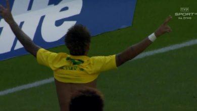 Neymar począestował Austriaków piękną, techniczną bramką! Canarinhos wrócą na szczyt? (TVP Sport)