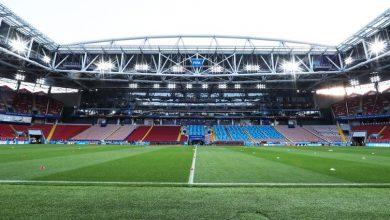 Papcie, buty i pełen luz. Polscy piłkarze na minuty przed meczem Polska-Senegal (fot.ŁączyNasPiłka)