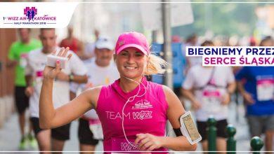 To już ostatni dzwonek, żeby zarejestrować się na 1st Wizz Air Katowice Half Marathon 2018! Zapisy organizatorzy zamykają już w poniedziałek, 4 czerwca! (fot,materiały prasowe)