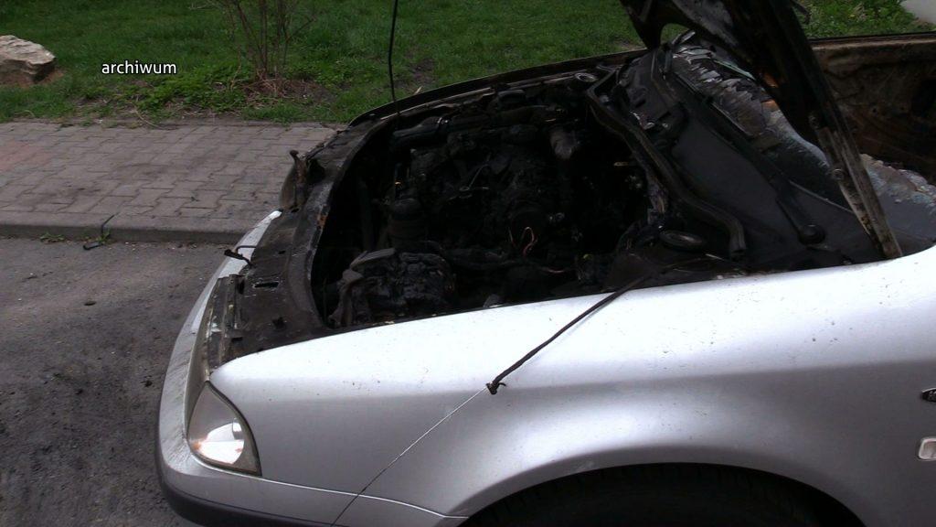 Kto podpala i niszczy taksówki w Gliwicach? Korporacja wyznacza nagrodę za informacje