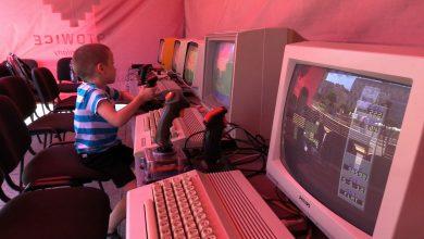Stare gry komputerowe opanowały Rynek w Katowicach