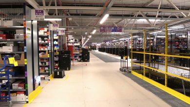 Centrum Amazon w Sosnowcu rozwija się. Wkrótce rusza rekrutacja do pracy w szeregach logistycznego giganta