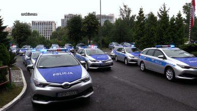 Protest policjantów rozpoczęty i zapowiada się, że prędko protest policji się nie zakończy