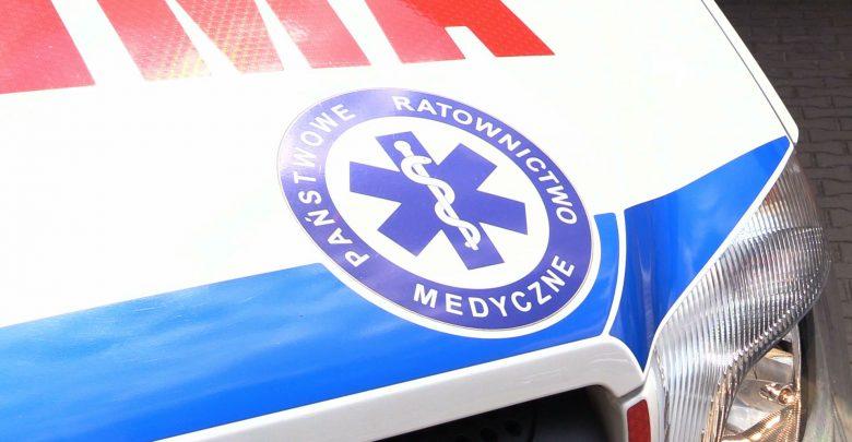 Śląskie: Zaatakował ratownika medycznego, gdy ten przyszedł mu z pomocą