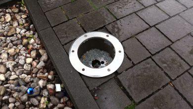 Kolejny raz zniszczono oświetlenie na ulicy Kościuszki w Pszczynie. I kolejny raz sprawca nie został ujęty.