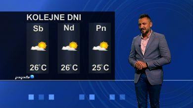 jaka pogoda czeka nas 21 i 22 lipca, czyli w nadchodzący weekend? Sprawdził to dla Was Mirek Riedel