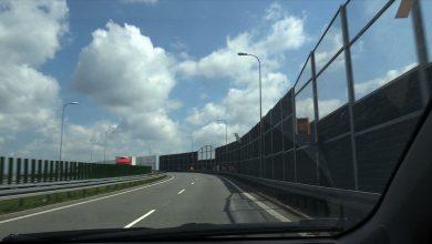 Nowy fotoradar w Gliwicach stanął na zjeździe z A1 na A4 w stronę Katowic