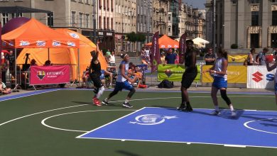 W Katowicach dziś (21.07) odbył się pierwszy dzień cyklu turniejów, dzięki którym wyłoniona zostanie najlepsza drużyna w koszykówce 3x3 wśród kobiet i mężczyzn
