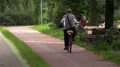 W Sosnowcu powstają kolejne ścieżki rowerowe. Rowerzystów w mieście również coraz więcej.