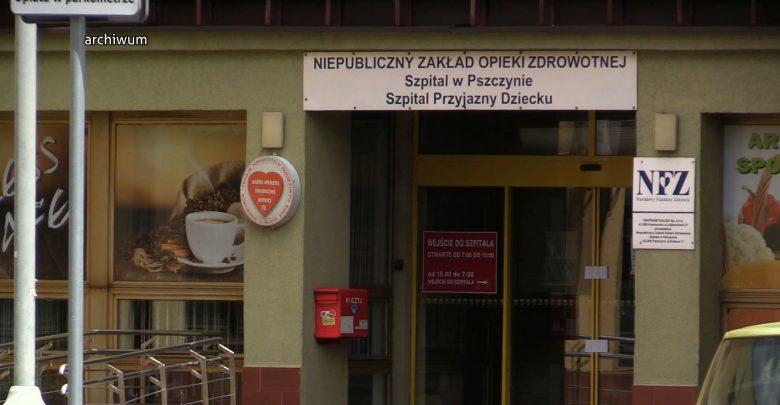 Szpital w Pszczynie znowu będzie przyjmował pacjentów. Jest nowy kontrakt z NFZ