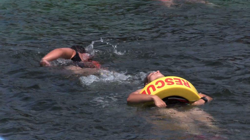Mysłowice: W Parku Słupna uczyli, jak zachować się nad wodą. Bo nie każdy wie