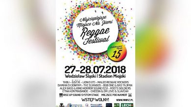 Reggae Festiwal (fot. WCK)