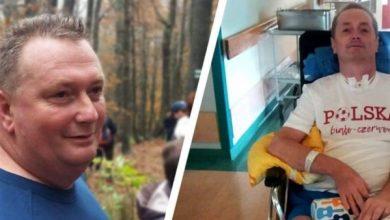 Ponad 25 lat pomagał innym, dziś sam potrzebuje pomocy. Były policjant z KPP w Cieszynie potrzebuje Waszego wsparcia! (fot.KPP Cieszyn)