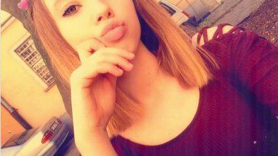 Zaginęła 14-letnia Amelia Orlańska [FOTO] Policja prosi o pomoc (fot.Policja Opolska)