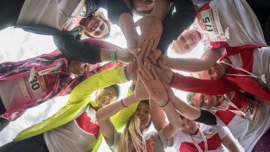 Gliwice: B2Run - sportowe święto śląskich pracowników (fot. B2Run Polska)
