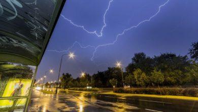 Niestety - także w niedzielę, 15 lipca możemy spodziewać się burz. I to bardzo silnych i gwałtownych (tvp Info)
