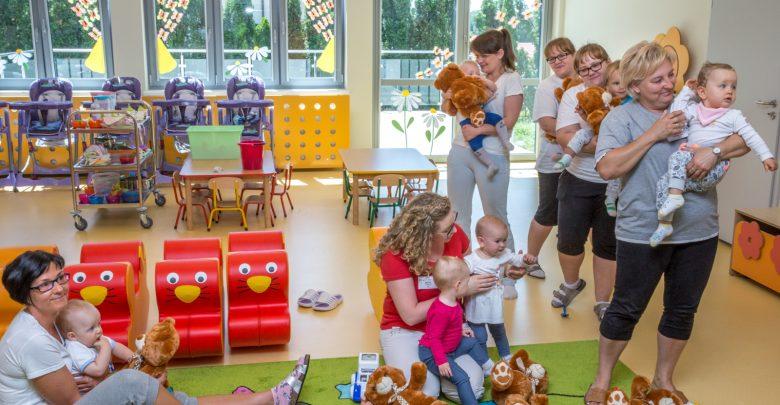 Katowice: Dodatkowe miejsca w żłobkach miejskich i dofinansowanie miasta na pobyt dziecka w żłobku niepublicznym (fot.UM Katowice)