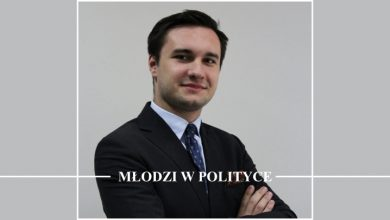 Młodzi w polityce: 19-latek kandydatem do Sejmiku Województwa Śląskiego [WYWIAD] (fot. facebook Aleksander Wencel)