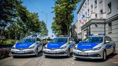 Policja w Chorzowie ma już na stanie hybrydowe radiowozy (fot.UM Chorzów)