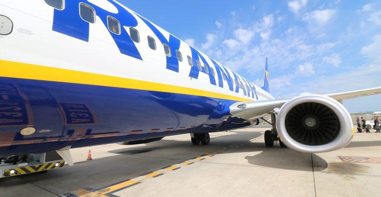Ryanair potwierdził, że redukcje te były konieczne z powodu spadku rezerwacji wywołanego przez ciągłe zmiany w ograniczeniach i zasadach podróży w UE, z których wiele wprowadzanych jest z bardzo krótkim wyprzedzeniem (fot.archiwum)