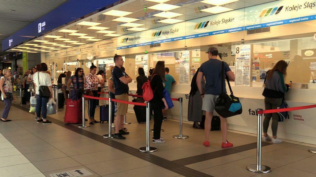 Od dziś w Katowicach zatrzymywać będą się już nie tylko pociągi PKP czy Kolei Śląskich, ale także Leo Express