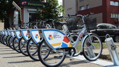 Gdzie wypożyczyć rower miejski w Zabrzu? Od teraz więcej stacji i rowerów! (fot.UM Zabrze)
