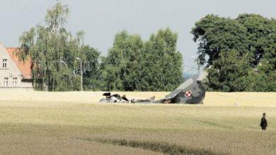 Po tragicznej w skutkach katastrofie wojskowego samolotu MIG 29, w której zginął pilot maszyny, wstrzymane zostały loty tych maszyn