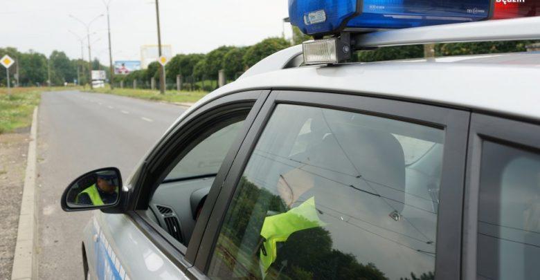 Kierowca TIRa zginął w wypadku, do jakiego doszło na trasie S1 w Mierzęcicach (fot.poglądowe - KPP Będzin)